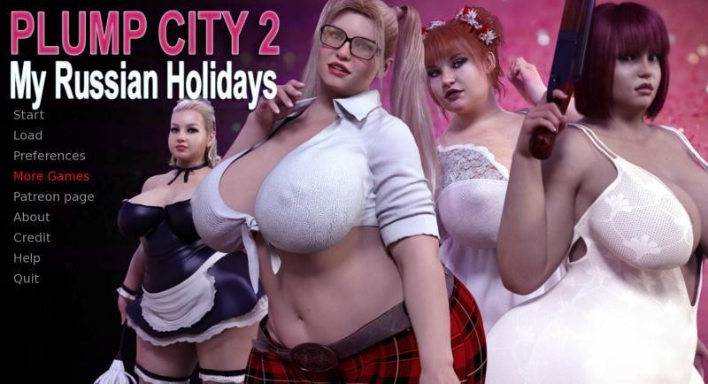 Plump City 2 – My Russian Holidays – Version 0.02 by Chaixas-Games