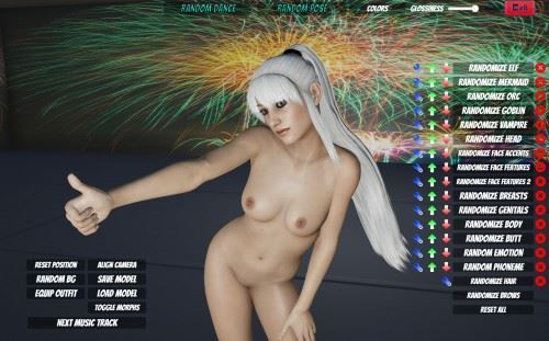 KinkGamesInc – Advanced Character Creation System v1.0.1