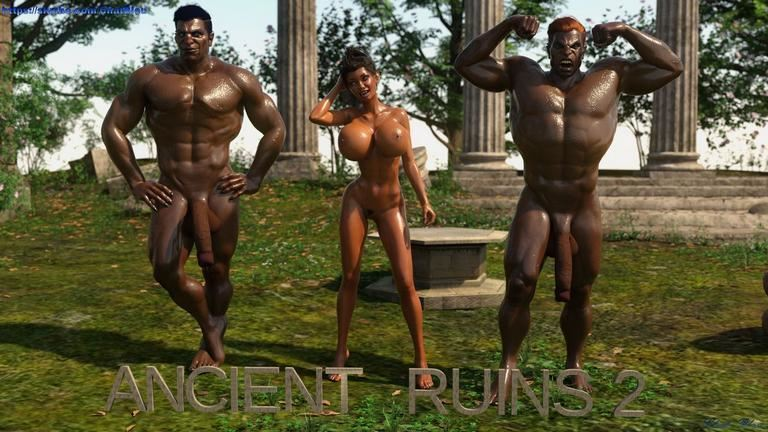 Chat Bleu – Ancient Ruins Part 2