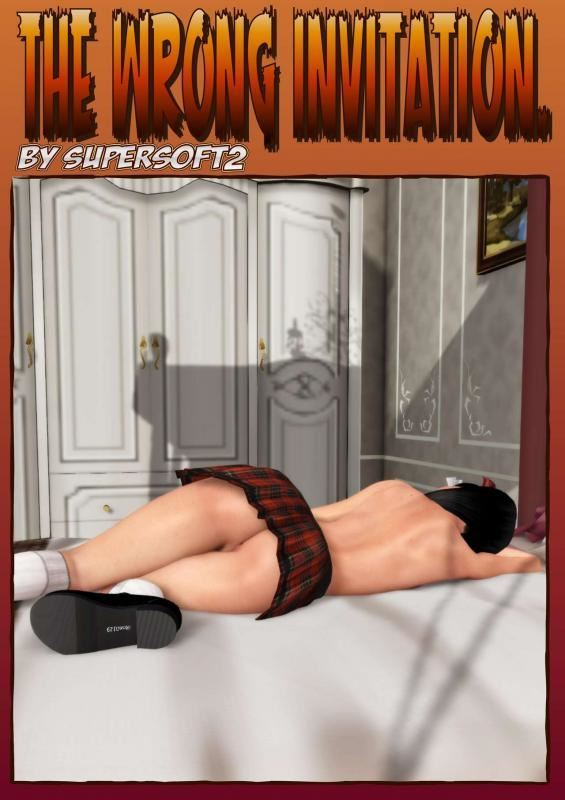 Supersoft2 – The Wrong Invitation 1-2