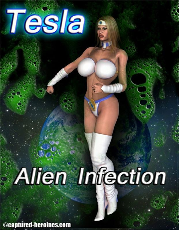 Captured Heroines – Tesla – Alien Infection 1-3