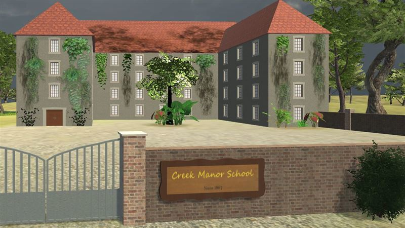 Creek Manor School v0.1Win/Mac Beta by CoolRaider