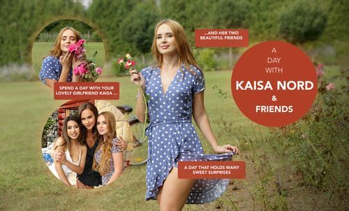 A Day With Kaisa Nord & Friends by LifeSelector