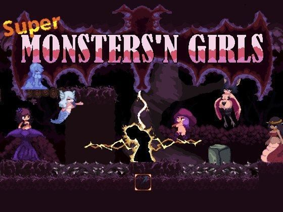 DHM – Super Monsters 'n Girls Build 190818