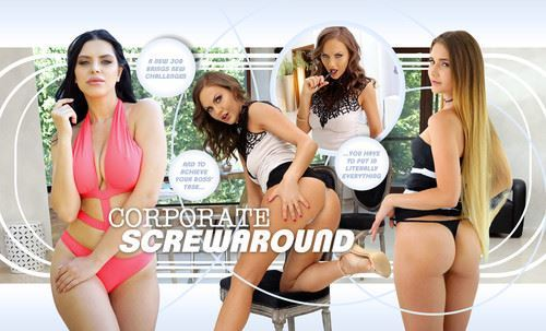 Corporate Screwaround by LifeSelector
