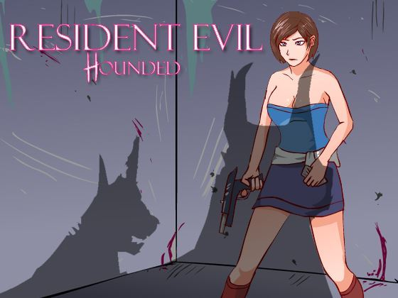 Resident Evil Hounded by Derpixon
