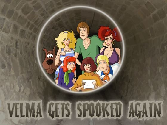 Meet and Fuck – Velma Gets Spooked Again