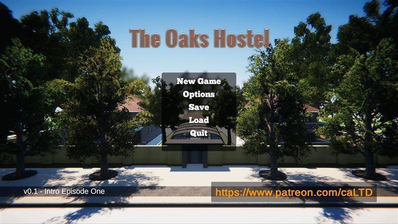 The Oaks Hostel – Version 0.2 by caLTD