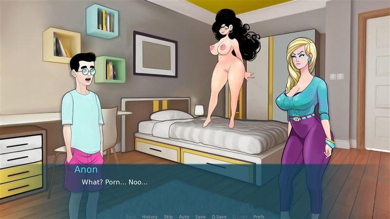 SexNote v0.43 Win/Mac/Android by JamLiz