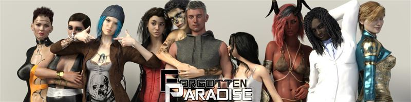 Forgotten Paradise Version 0.14 Walkthrough + CG + Compressed Version by Void Star Win/Mac