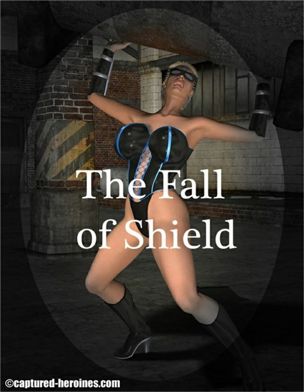 Captured Heroines – The Fall Of Shield 1-3