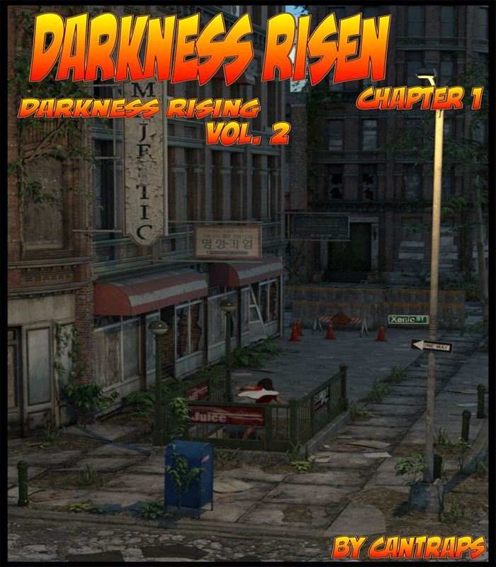 Cantraps – Darkness Risen