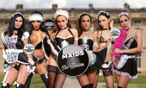 Maids of the Mansion by LifeSelector