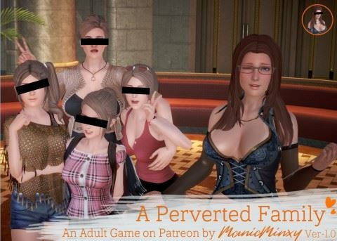 A Perverted Family (Perverted Hotel) – Day 2 Afternoon – Version 1.75 + Walkthrough by ManicMinxy Win/Mac/Android
