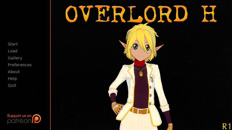 Overlord H – Version R2 by Winterfire
