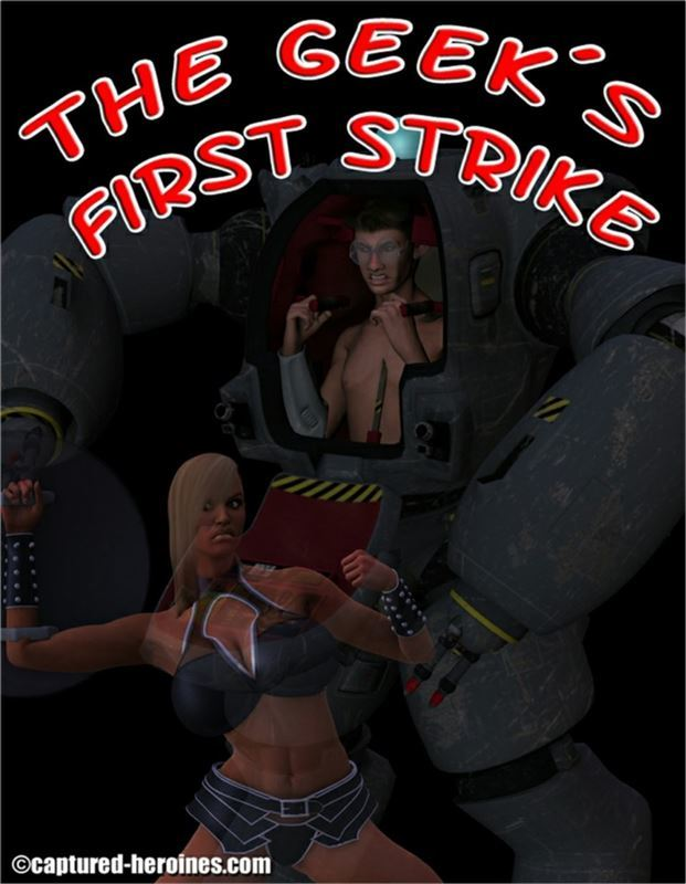 Captured Heroines – The Geek's First Strike 1-17
