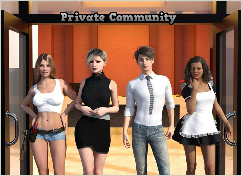 Private Community – Version 0.1.6c by Boomatica Win/Mac/Android