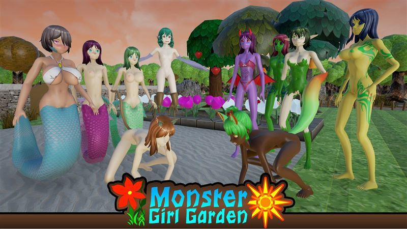 Noxious Games Monster Girl Garden version 0.24