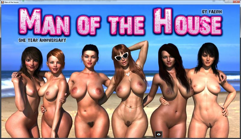 Man of the house Version 1.0.2 Extra Final+Guide by Faerin+CG+Full Save+Incest Patch