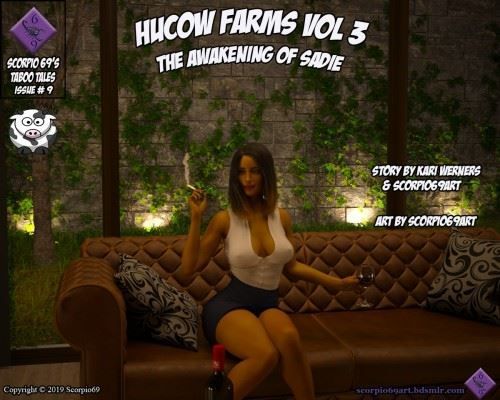 Scorpio69 – Hucow Farms Vol 3 – The Awakening of Sadie