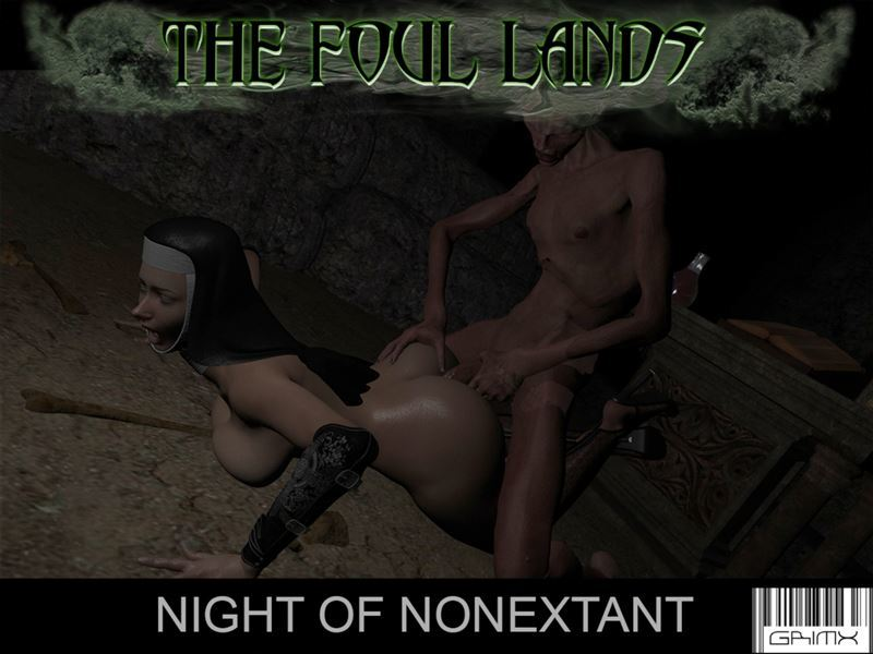 Grimx – The Foul Lands – Night of Nonextant + Extras – Winter Quest