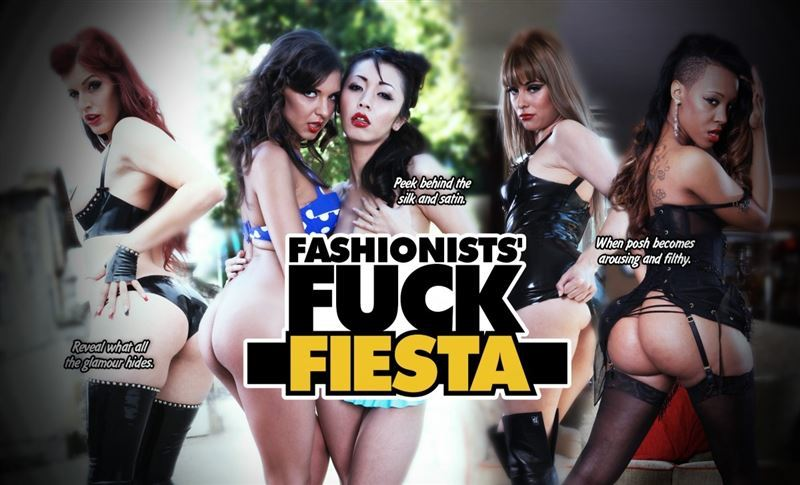 Fashionists' Fuck Fiesta by lifeselector