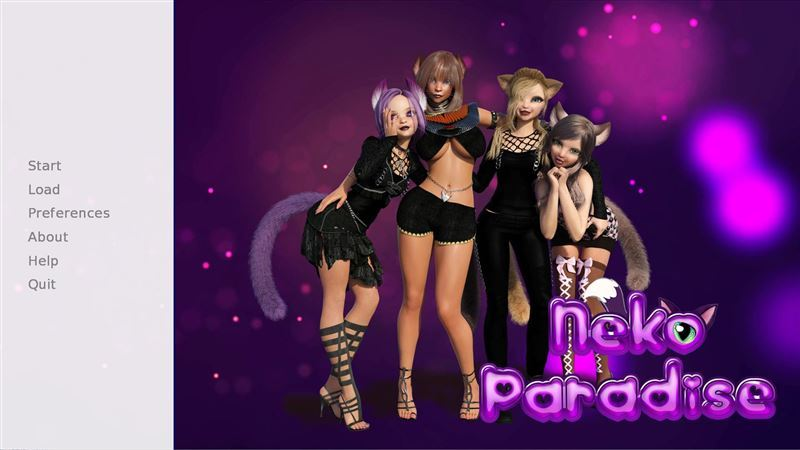 Neko Paradise - Version 0.05 by Alorth Win/Mac/Android