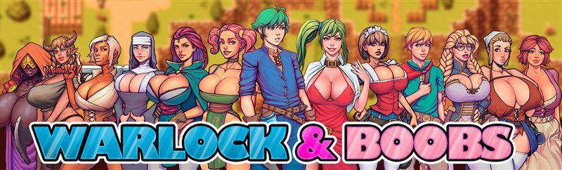 Boobsgames Warlock and Boobs version 0.334 fixed+compressed version