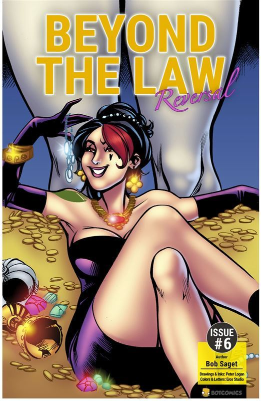Beyond The Law – Reversal 6 by Botcomics