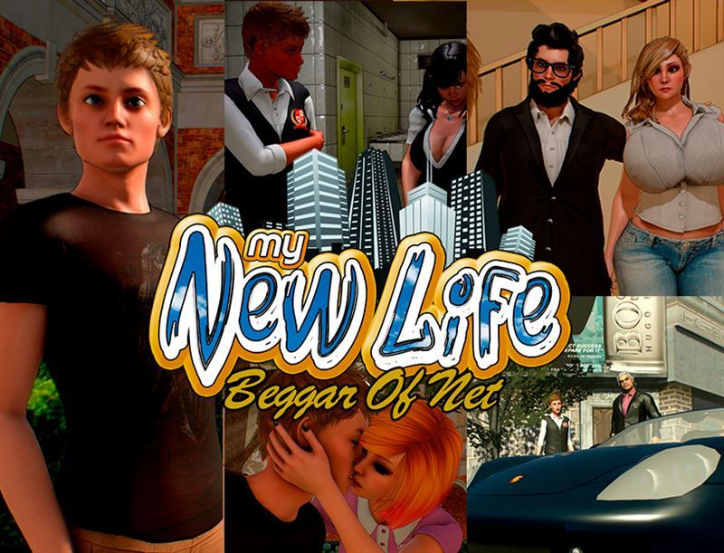 My New Life: REVAMP v0.004.1+Save by Beggar Of Net