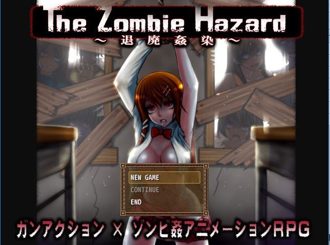 Osanagocoronokimini – The Zombie Hazard Version 1.6 (eng)