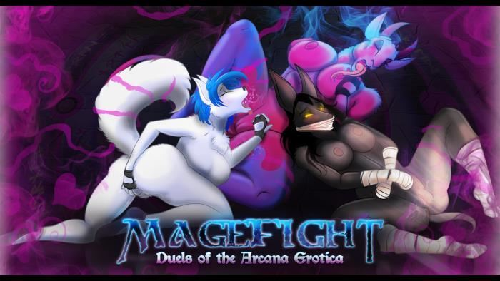 Evie – Magefight: Duels of the Arcana Erotica