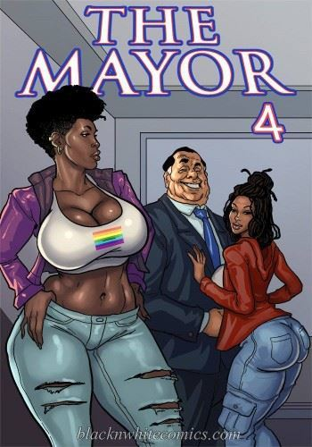 BlacknWhitecomics – The Mayor 04