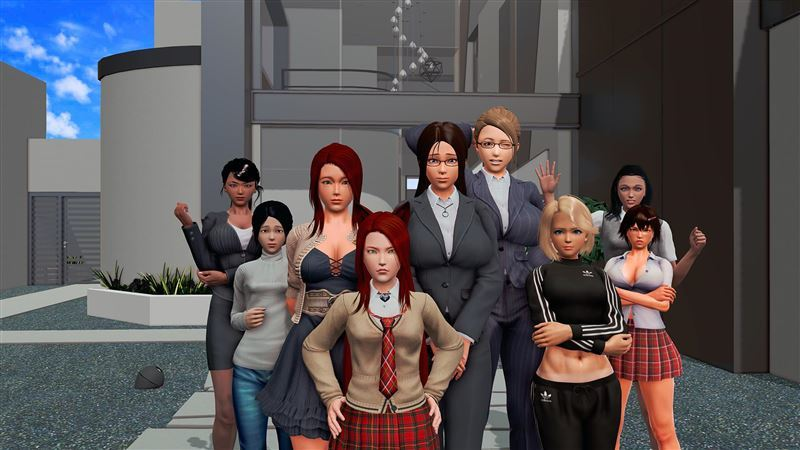 My New Family v0.6 Beta 4 by Killer7+Compressed Version