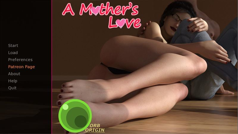 A Mother's Love – Part 1-6 Fix + Walkthrough + CG + Compressed Version by OrbOrigin Win/Mac/Android