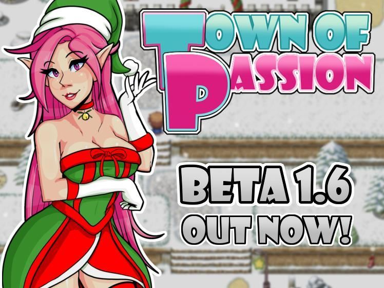 Town of Passion Version 1.6.1 Win/Android+Save by Siren's Domain