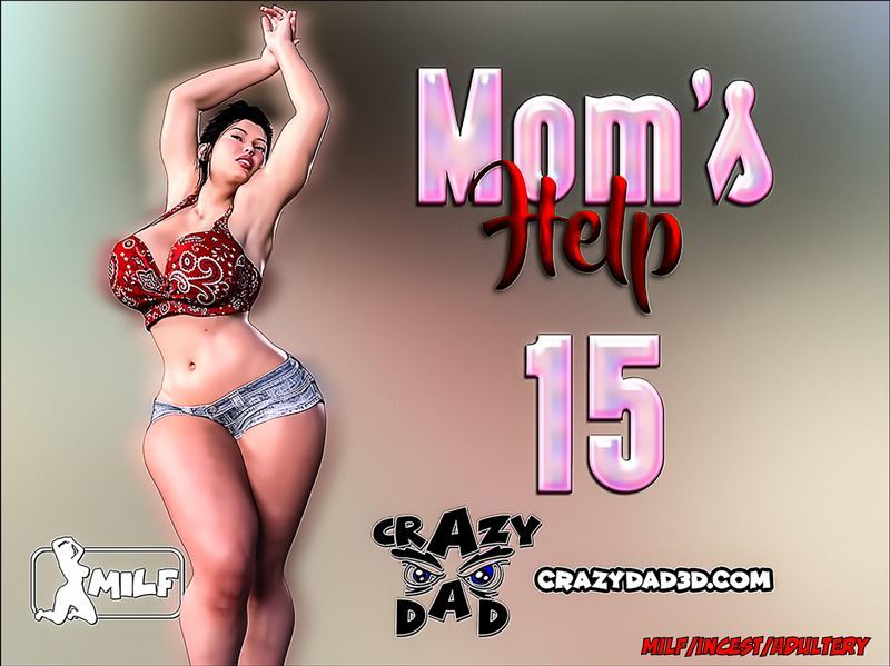 Mom's help 15 by Crazydad3d