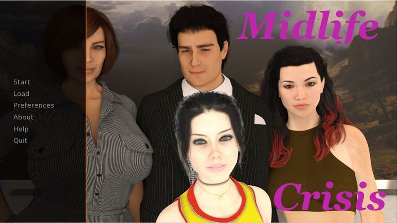 Midlife Crisis - Version 0.14 + Incest Patch + Compresssed Version + Mod by Nefastus Games Win/Mac/Android