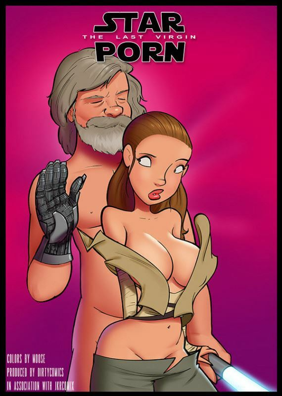 Dirty Comics – Star Porn – The last virgin