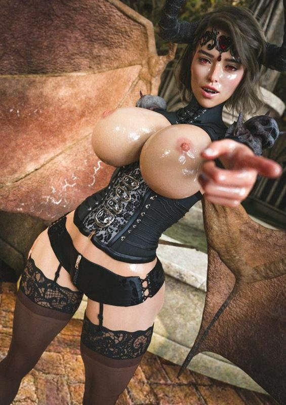 Katie3dx – Fright Night