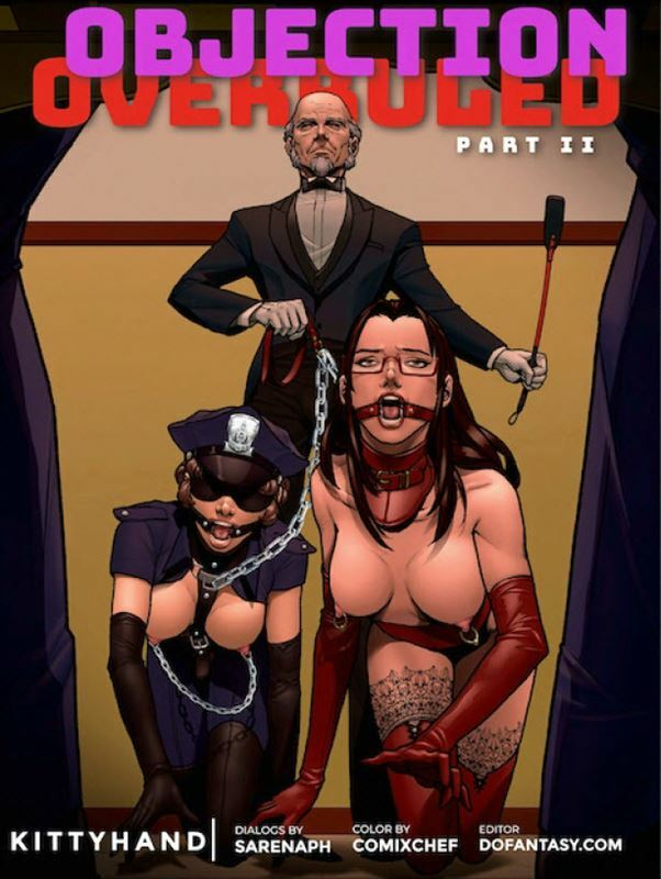 Fansadox – Kitty Hand – Objection Overruled 2