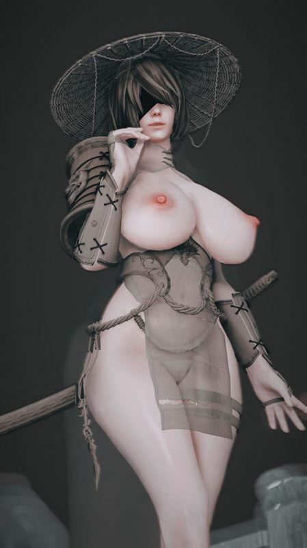 Awesome Girls With Big Boobs In 3D Collection By Viiochi
