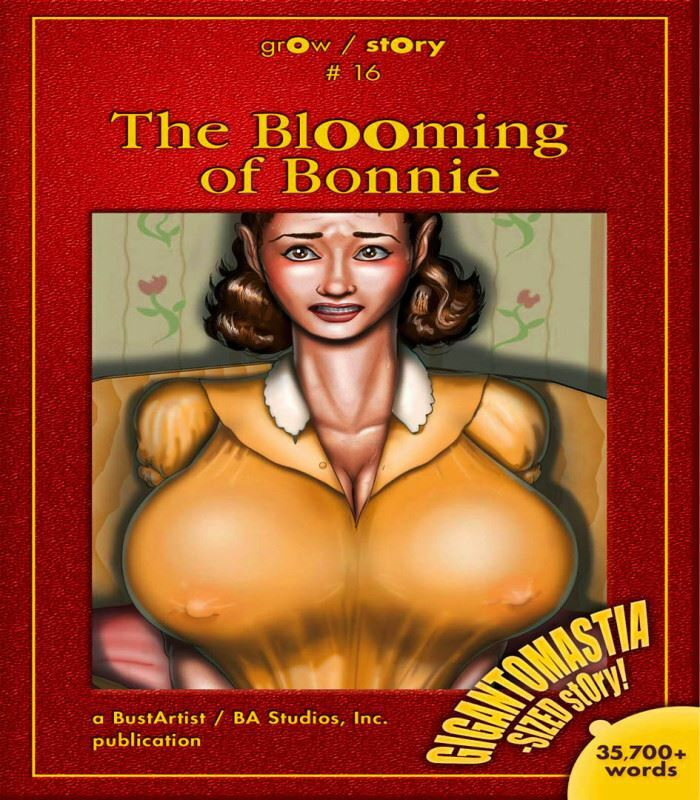 BustArtist – grOw / stOry #16: The BlOOming of Bonnie