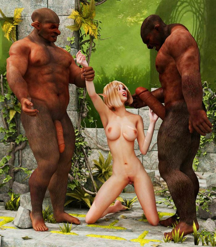 Insane3D – Goblinish Threesome