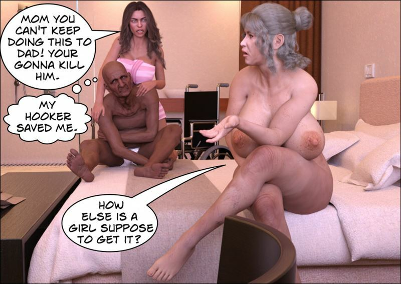Mature3dcomics – Private Affairs 3