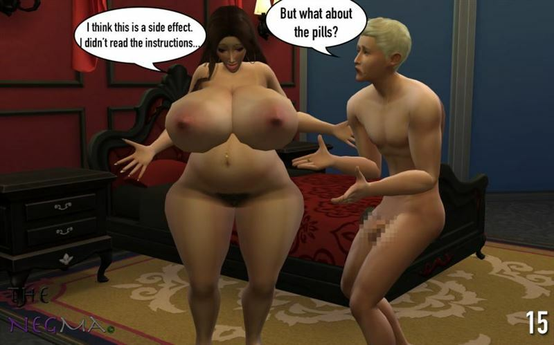 TheNegma – The Sudden Pregnancy