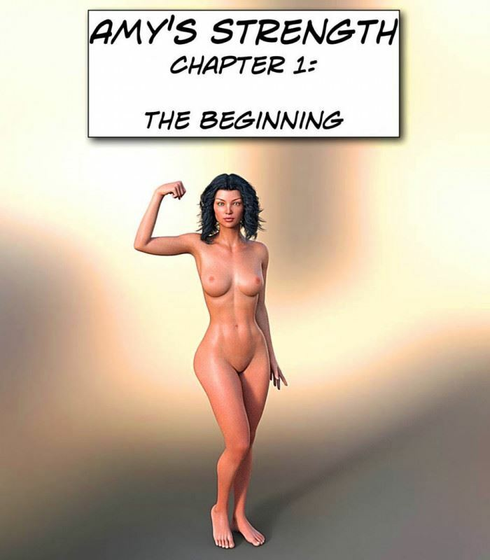 Robolord – Amy's Strength 1: The Beginning
