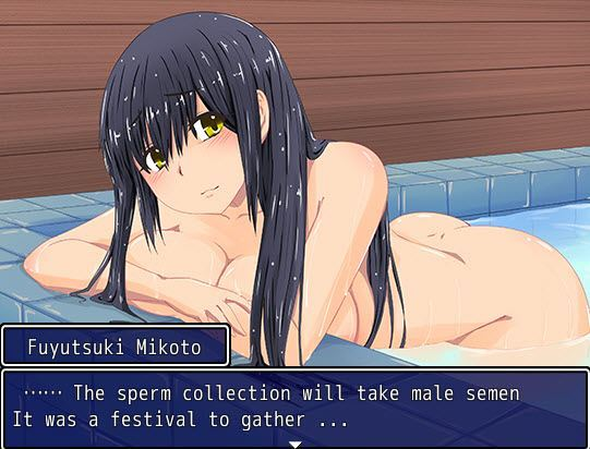 Double Melon – Comfort Shrine Maiden – The Lewd Festival in a Village Far Away (eng)