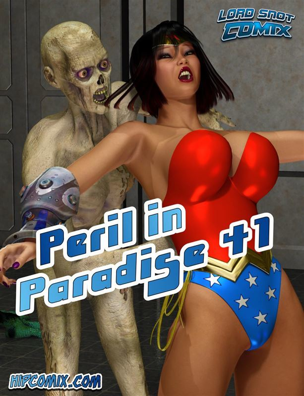 Lord Snot – Peril In Paradise 41