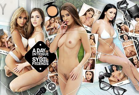 A Day of Intrigue with Sybil & Friends by Lifeselector